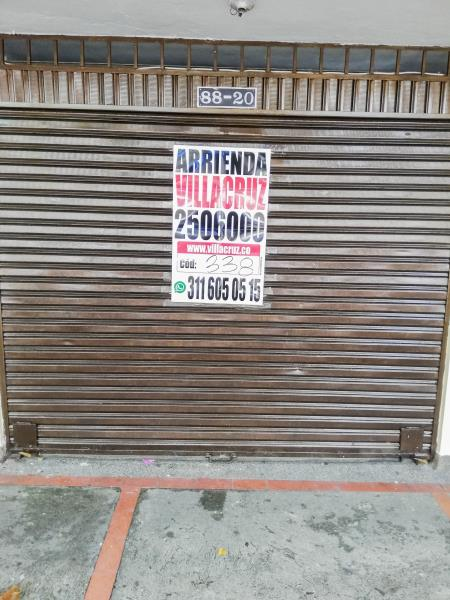 Arriendo BARRIO CRISTOBAL Local